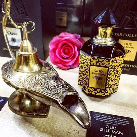 Арабская парфюмерия (1528)