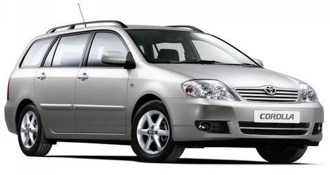 E120, E130 2001-2006 универсал
