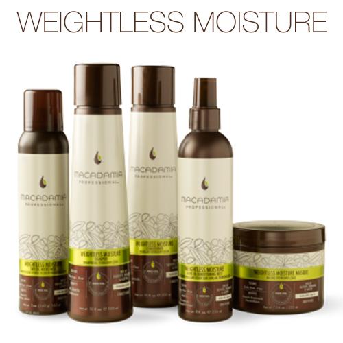 Weightless Moisture - Увлажнение для тонких волос
