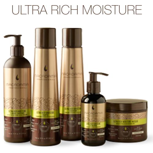 Ultra Rich Moisture - Интенсивное увлажнение для поврежденных волос