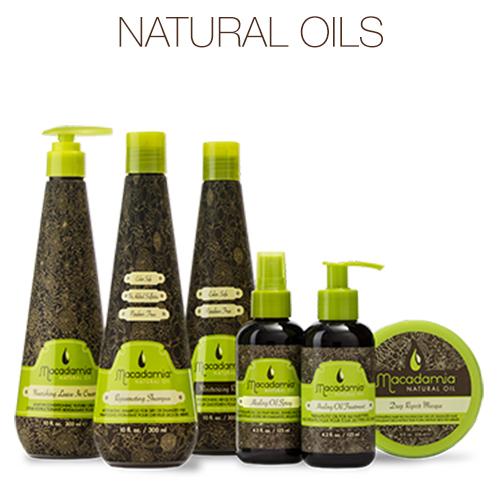 Natural Oils - Для всех типов волос