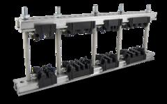Система наборных шинодержателей НШД