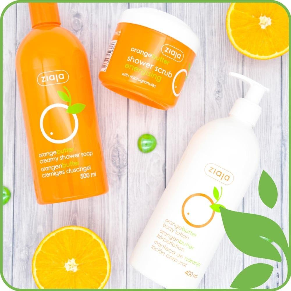 Линия Апельсиновое масло
