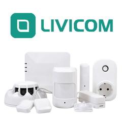 Беспроводная LAN/2G сигнализация Livi