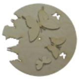 Заготовки (дерево, МДФ, фанера, папье-маше)