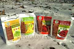 Овощи в реторт-пакетах