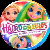 Стильные подружки Hairdorables
