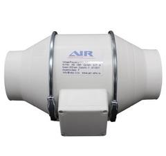 Air SC (Россия). Канальные круглые вентиляторы