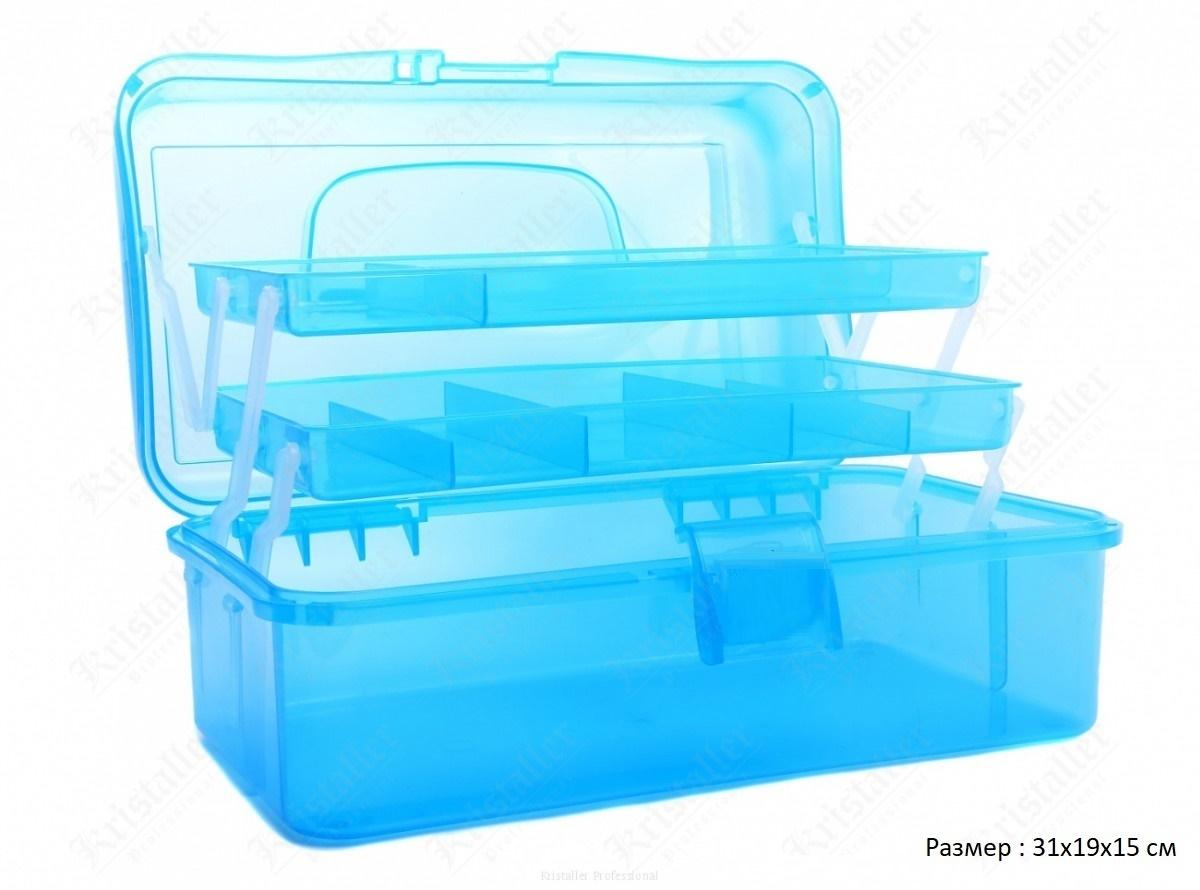 Контейнер пластиковый для гель лаков | Емкости для жидкостей