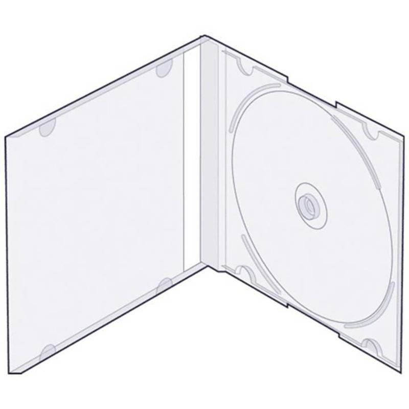 Бокс для CD/DVD дисков