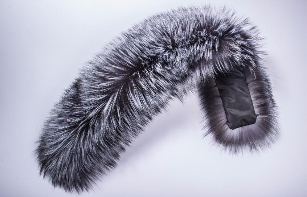 Опушки из лисы