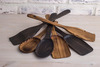 Turners, spoons, knives