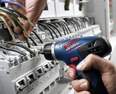 Монтаж систем электроснабжения