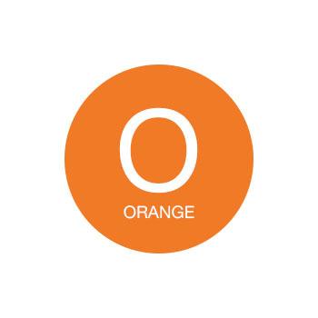 Topchic O - Оранжевые оттенки