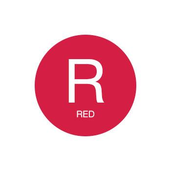 Materia - R Красные оттенки