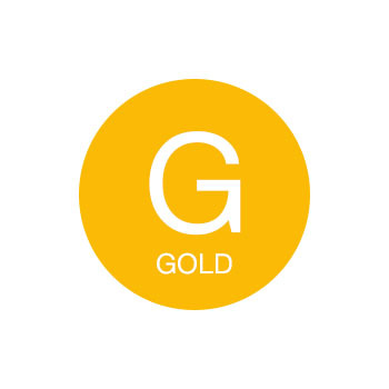 Materia - G Золотые оттенки