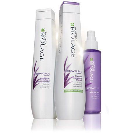 MATRIX Biolage Hydrasourse -увлажнение сухих волос