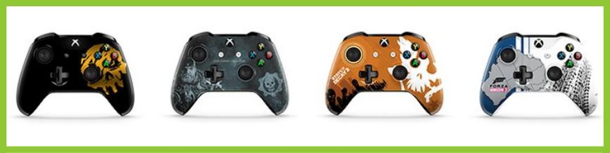 Xbox: Геймпады