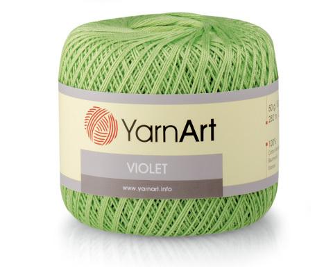 Violet  (100% хлопок, 50г/282м) 3.90BYN