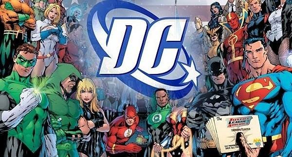 Кепки с логотипами супер героев вселенной DC (Бейсболки)