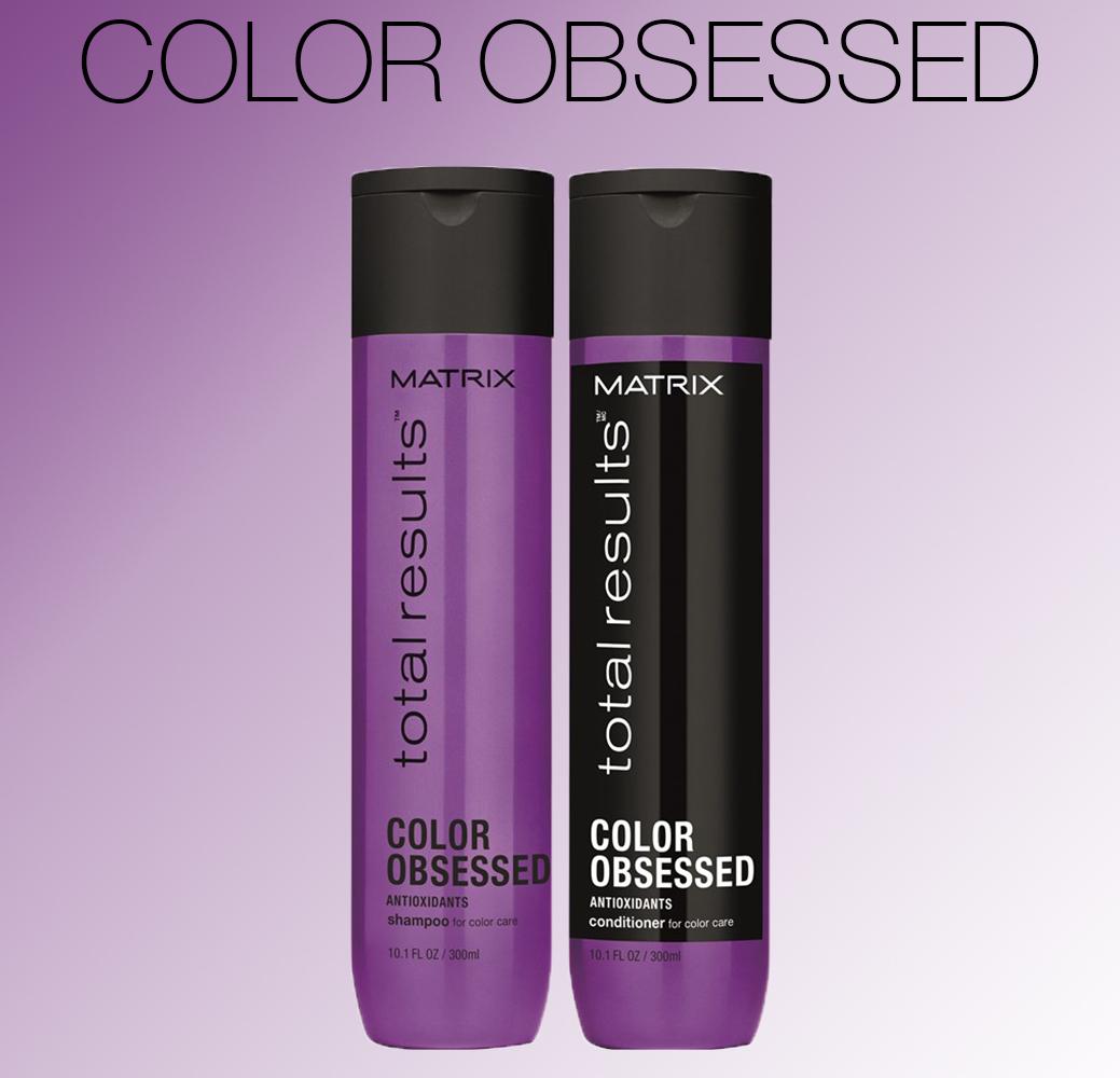 Color Obsessed - Для окрашенных волос