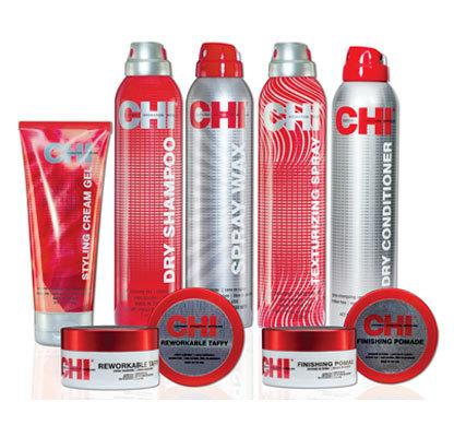 CHI Extension Styling - Безграничные возможности укладки волос