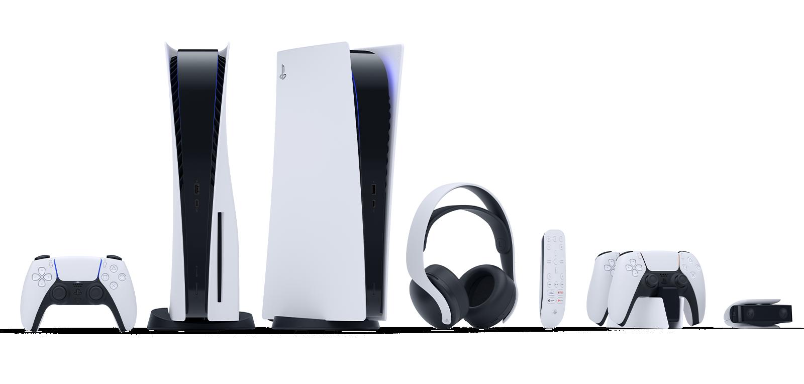 PS5: Игровые консоли