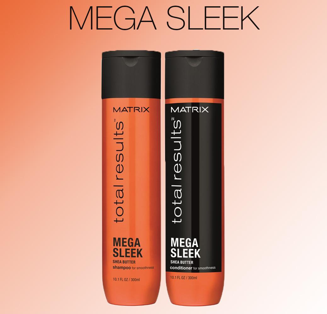 Mega Sleek - Для непослушных волос