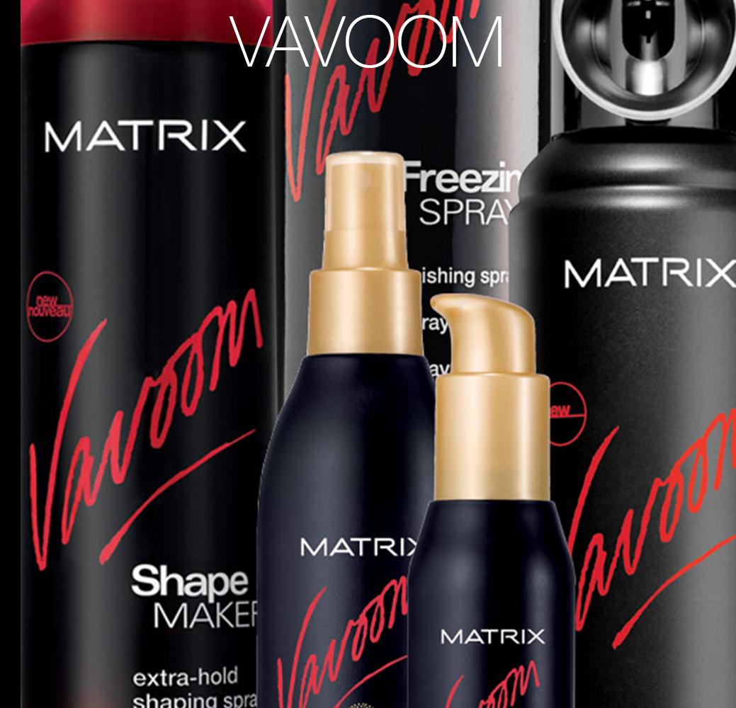 Vavoom - Средства для укладки