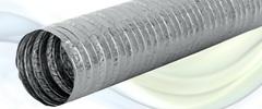 Aludec 245 (10м) из алюминиевой фольги ламинированной полиэфирной лентой, неизолированные
