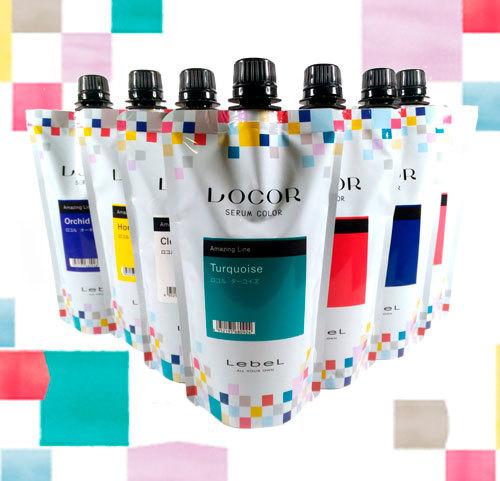 Locor Serum Color - Восстановление волос во время окрашивания