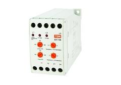Реле контроля фаз серии ЕЛ-11М (трехфазное)