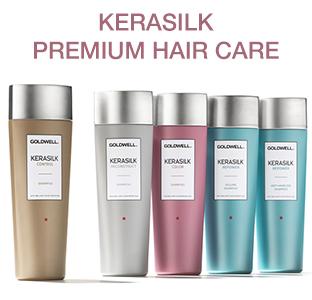 Kerasilk Premium Hair Care - Молекула красоты