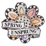 Весна Spring Unsprung