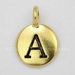 Подвески и шармы с буквами (с алфавитом)