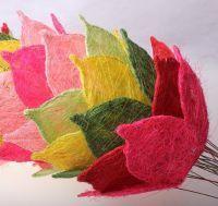Каркасы из сизаля Цветок