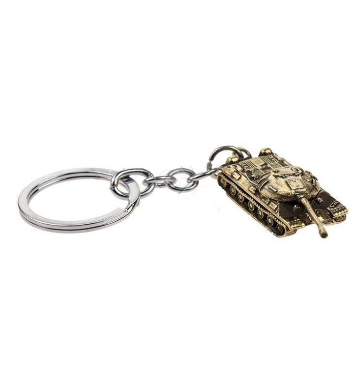 Miniature brass tanks