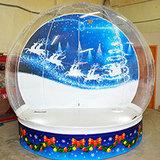 Чудо-шары, прозрачные сферы