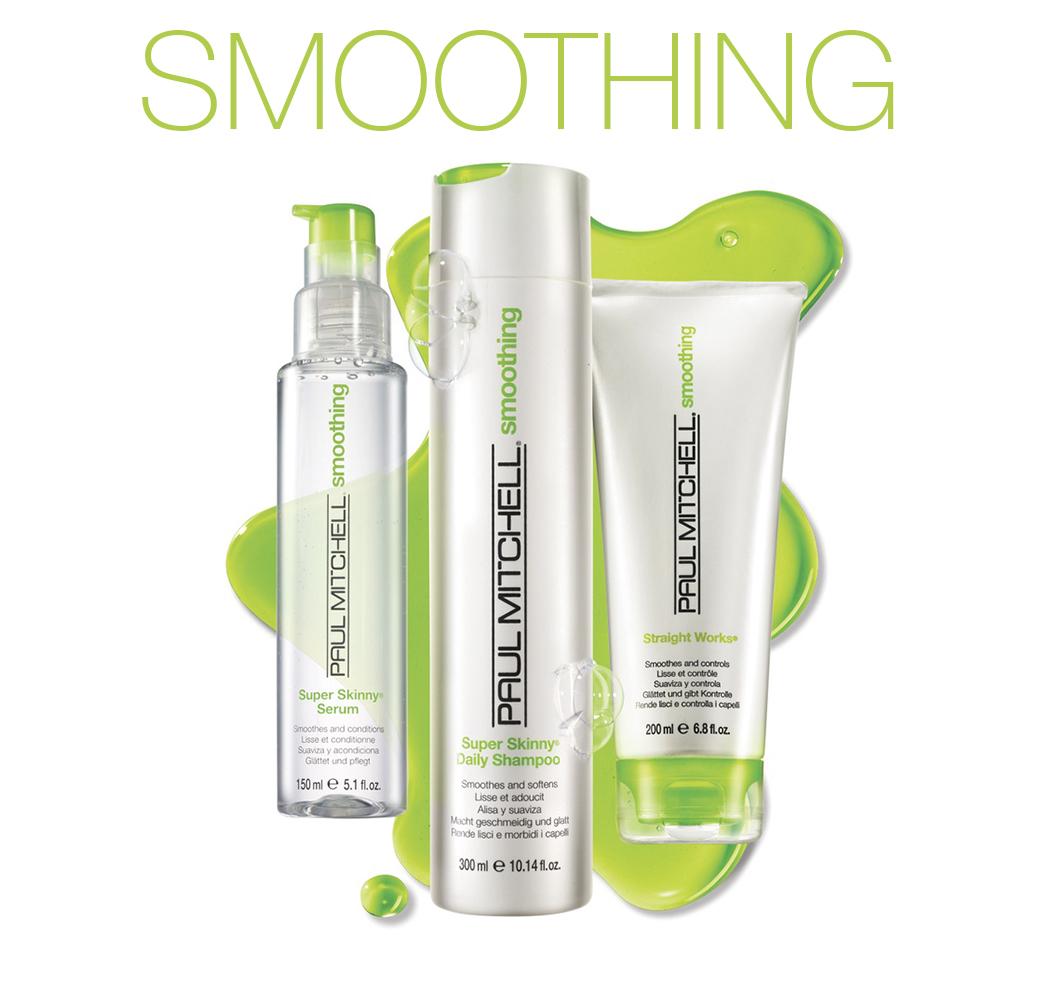 Smoothing - Для разглаживания волос