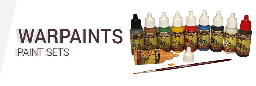 Warpaints Paint Sets
