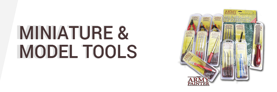 Miniature & Model Tools