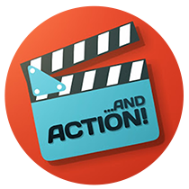 ...and Action!