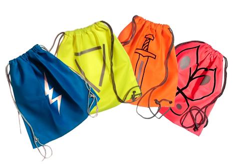 Рюкзаки и чехлы*