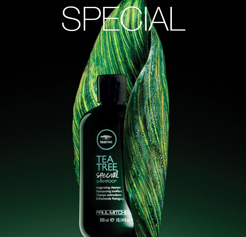 Special - Антисептическая линия с маслом чайного дерева