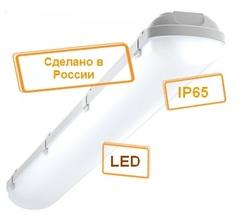 Светильники светодиодные LED ДСП IP65