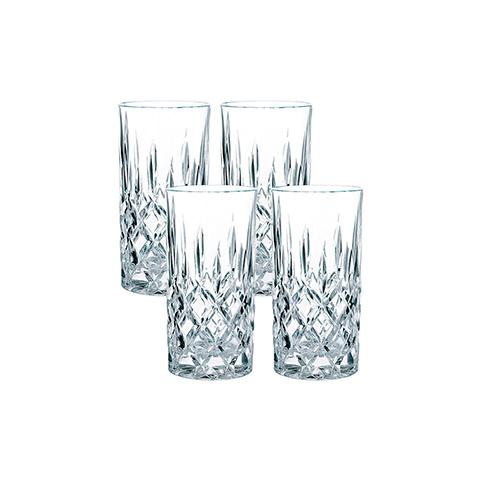 Хрустальные стаканы