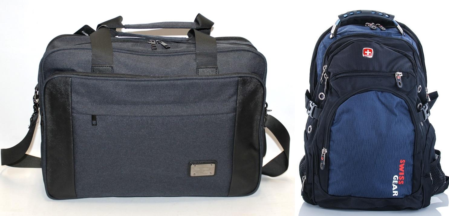 Рюкзаки и сумки для ноутбуков