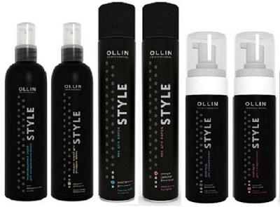 OLLIN Стайлинг для волос