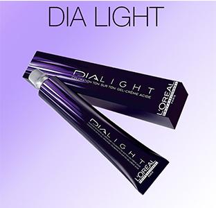 Dia light - Окрашивание чувствительных волос