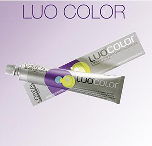 Luo color - Многогранный и сияющий цвет